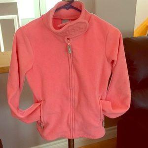 Bench Girl's fleece sweater.size 13/14.EUC.